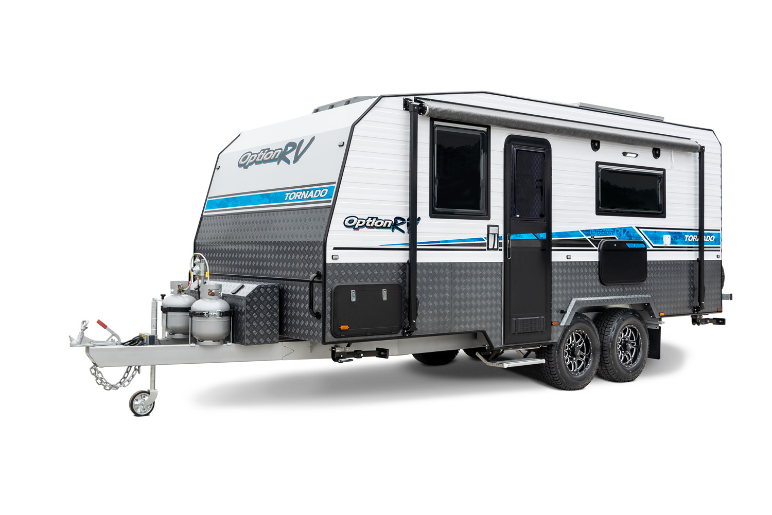Option Rv Caravans Luxury On Road Off Family Bunk Outdoor Manufacturing Wiring Diagram Tornado